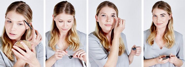 Как самостоятельно сделать коррекцию и окрашивание бровей