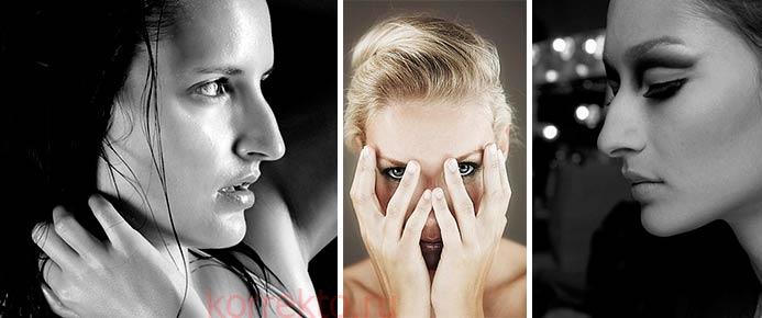 Как полюбить свой нос