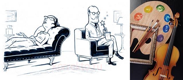 Как рисование поможет в психологии