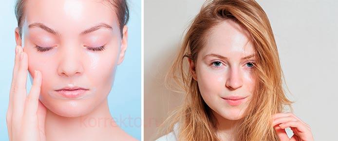 Маски для лица после пилинга хлоридом кальция