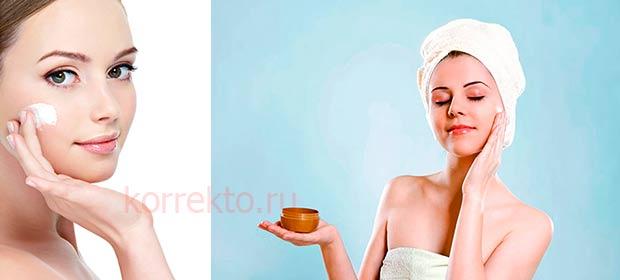 Надо ли менять крем для лица зимой