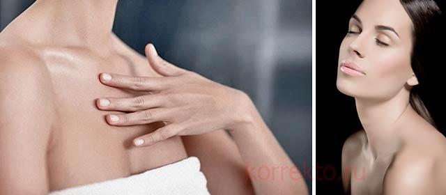 Можно ли подтянуть шею без операций
