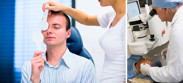 Хирургическое лечение астигматизма