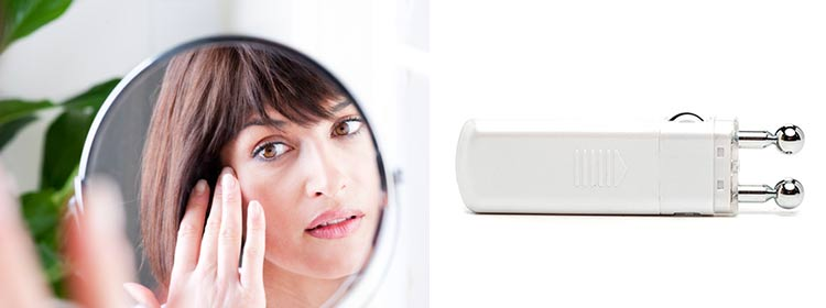 Микротоки для молодости кожи в домашних условиях
