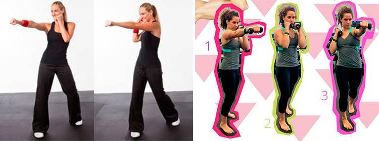 Простые упражнения для полных рук