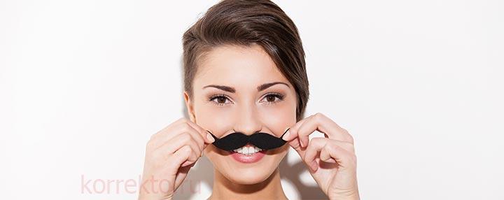 Какой способ удаления волос на лице у женщин лучше