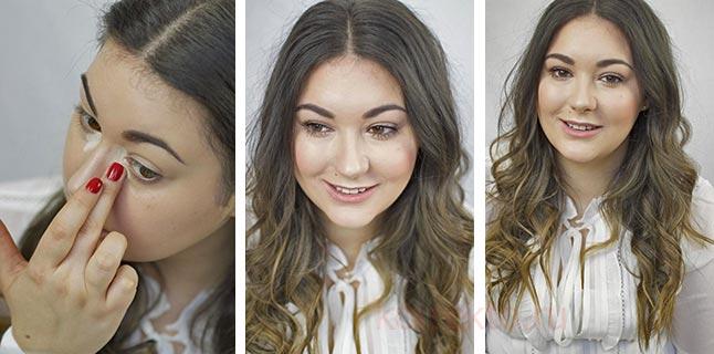 Как корректировать прыщики и подсветить кожу макияжем