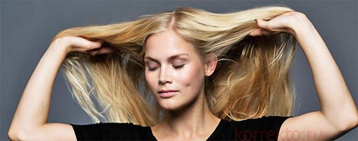 Как скорректировать тонкие и редкие волосы