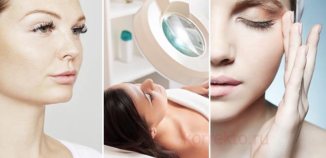 Какие процедуры избавят от мимических морщин вокруг глаз