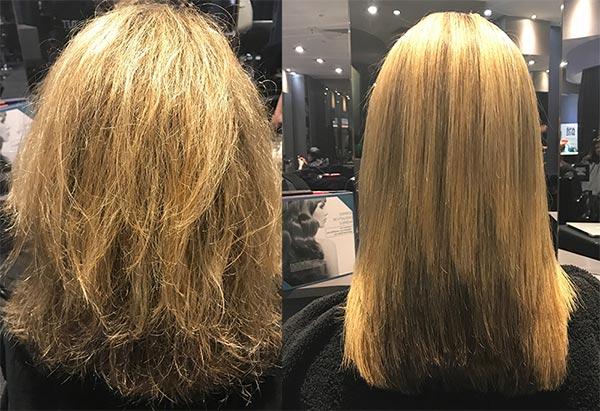 Какие бывают последствия ботокса волос