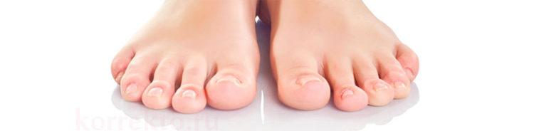 Выбрать корректор для пальцев ног