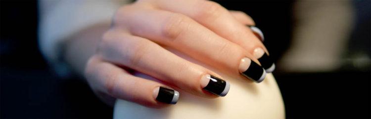 Как делается коррекция наращенных ногтей