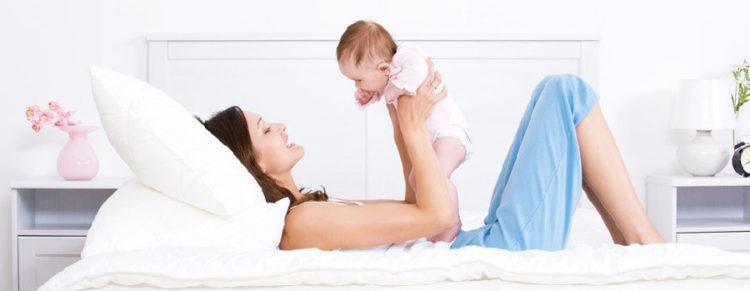 Коррекция фигуры после родов