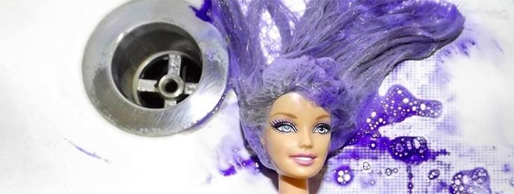 Как применять корректоры для волос