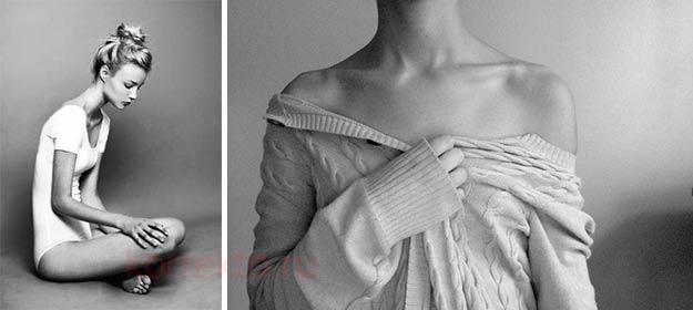 В погоне за внешностью анорексия
