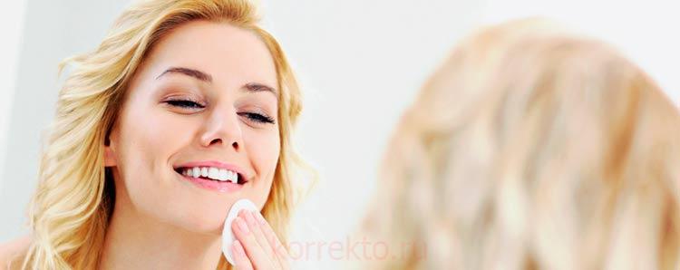 Какой выбрать пилинг для чувствительной кожи
