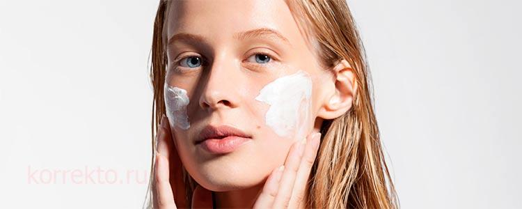 Коррекция кожи пилингами в домашних условиях