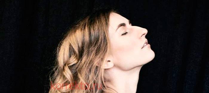 Орлиный нос у девушки не стыдно а красиво