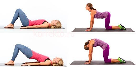 Какие упражнения делать на пресс при диастазе мышц