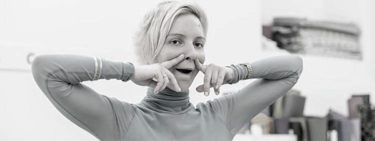 Йога для мышц вокруг рта