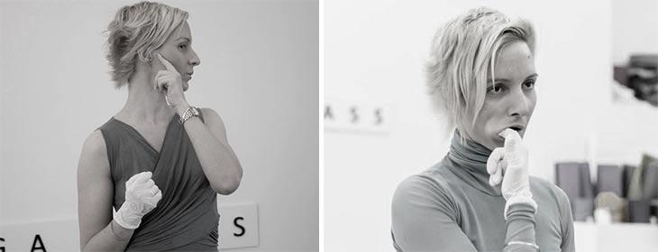 Подтяжка щёк и нижней части лица лифтинг-йогой